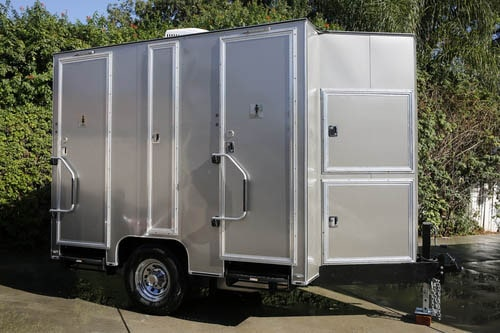 quality portable restroom, portable toilet