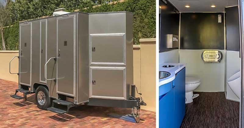 Portable Toilet And Restroom Rentals In Ventura Los Angeles Counties